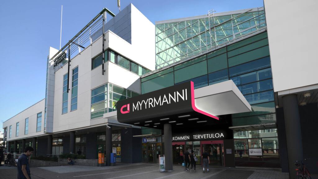 Myyrmanni
