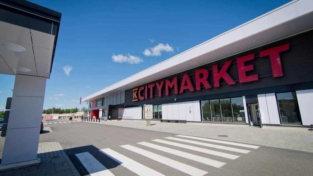 K-Citymarket Sastamala