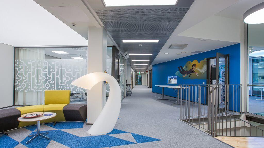 Office premises for SYK Oy
