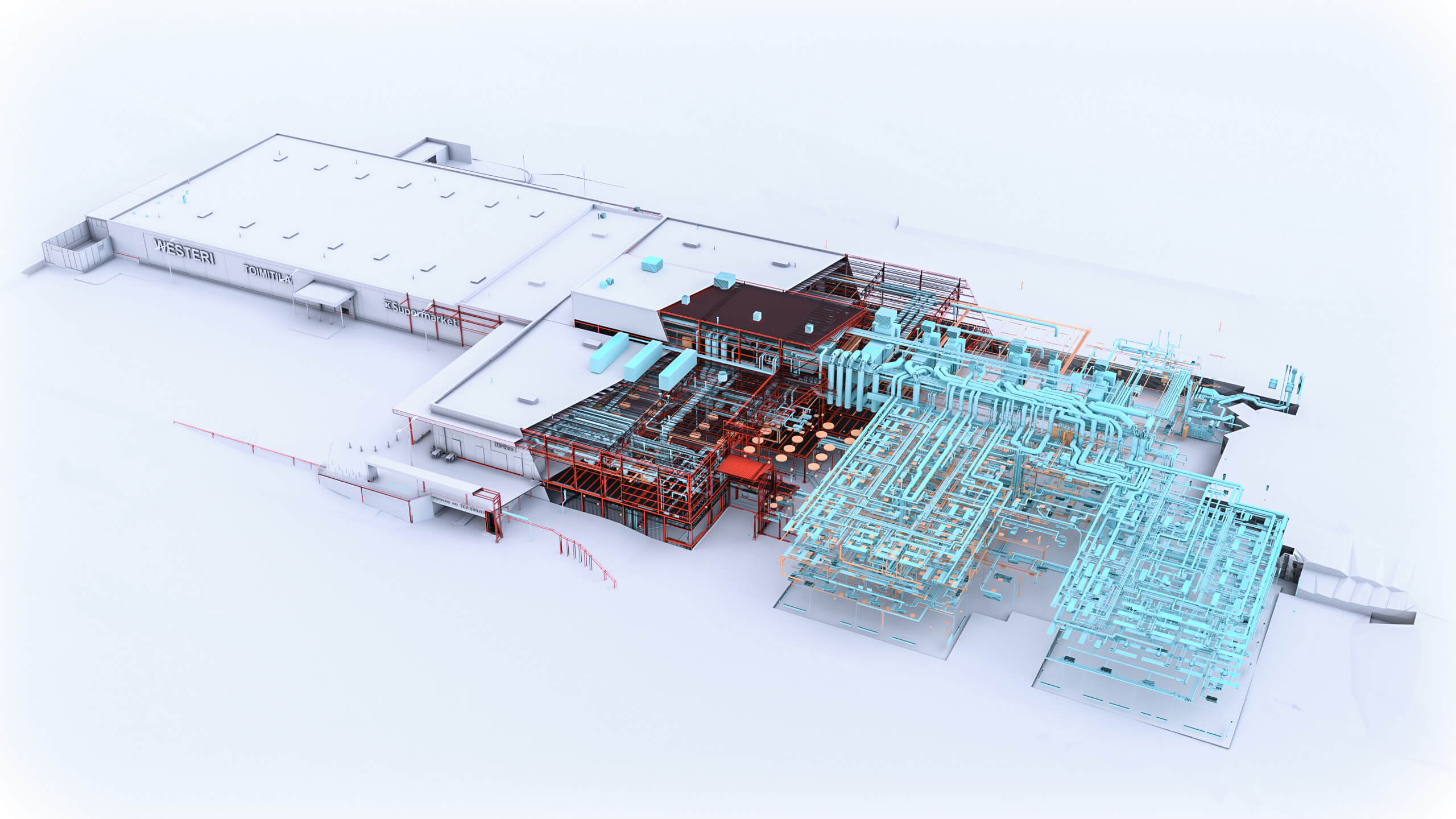 Control over projects with BIM coordination