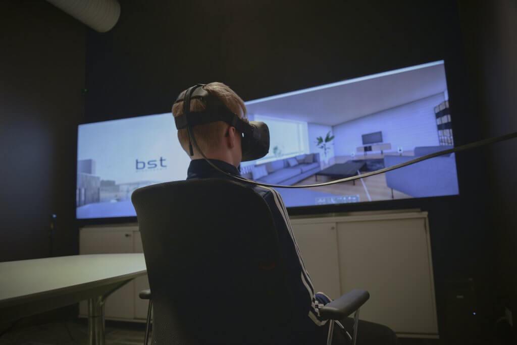 Kaikista hankkeistamme voidaan tehdä virtuaalimalli